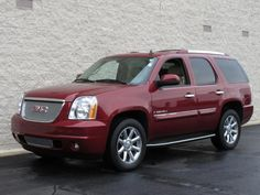 Used 2008 GMC Yukon Denali in Tysons Corner, VA. AWD Navigation DVD Rear Entertainment System with very LOW miles for an 2008. After a long hard decision the original owner has decided to replace this great vehicle. This is a beautiful one-owner vehicle that has truly been well maintained!!