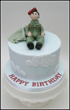 Jump To It ... Paratroopers Birthday