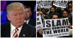 Donald Trump is making his views known about keeping America safe, and his laser focus on radical Islam has caused waves with a group of Islamists living in the US. They may hide behind their politically correct organization, but that isn't stopping Trump from calling them out. Now, these radicals have threatened Trump, but he has a four-word fiery comeback that they absolutely hate.