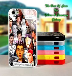 Shawn Mendes Collage Magcon Boys iPhone 4/4s by DesignByVivi, $9.99