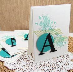 Most of the hustle and bustle of the holidays is over…it's clean up time and thank you note time.  I would say it's a perfect time for my next KISS Card! - Keep it Simple Stamper Video! In this series, I show you how to make quick cards and how to mass produce them.  http://catherinepooler.com/2013/12/kiss-card-thank-cards-alana/ #KISSCards  #stampnation  #stampinup  #catherinepooler