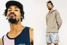 All the latest men's fashion lookbooks and advertising campaigns are showcased at FashionBeans. Click here to see more images from the Stussy Spring/Summer 2016 Men's Lookbook
