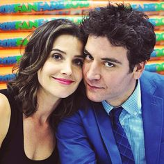 Robin and Ted Ted Mosby, How I Met Your Mother, Ted Und Robin, Best Tv Shows, Best Shows Ever, Great Comedies, Himym, Parks N Rec, Friends Tv