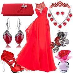 A-line Bateau Sleeveless Chiffon Prom Dresses/Evening Dresses With Rhinestone