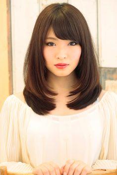 必ず綺麗になる髪型007 | 青山・表参道の美容室 Secretのヘアスタイル | Rasysa(らしさ)