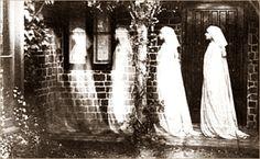 Saint Bernadette: The Ghost Or Spirit Of St Bernadette And Her Incorrupt Body