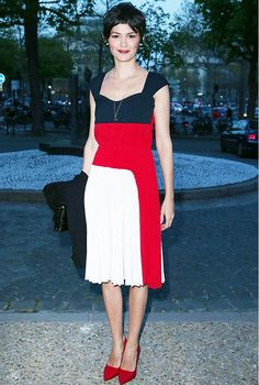 The Ultimate Roundup Of Our Favorite French Style Icons via @WhoWhatWear Bastille Day Beauties!