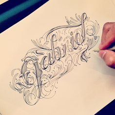 Hand Type Vol. 4 on Behance