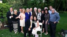 Jay's wedding May 20, 2014 to Karen.  All the siblings except for Virl.