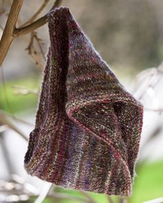 "COWL-A-LICIOUS! #8/16"" circ fingering weight - knit with 2 strands (stagger the colorway ) KNIT with SEED STITCH edge -Loosely cast on an odd number of stitches - around 99 stitches (place marker at start of round)  -join -  -Knit 1 round  -Seed stitch (K1, P1) around 3 rounds (round 2 starts with P1)  -knit, knit, knit - I knit until I was almost out of yarn - about 12 inches  -To finish, knit 3 rounds of seed stitch, knit 1 round and bind off."