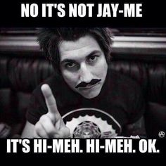 Idk but I get really annoyed when people pronounce Jaime's name wrong .-.