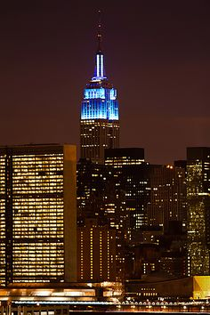The Empire State Building, New York: I make my triumphant return to NYC in March 2012!