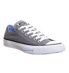9cab20018d70a8 Converse Converse All Star Low Grey Blue Fade Exclusive - Unisex Sports