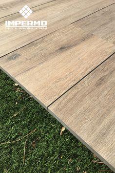 Hout op het terras met het onderhoudsgemak van tegels? Het k
