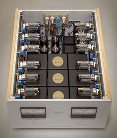 Angstrom Research Quantuum Power Amp.