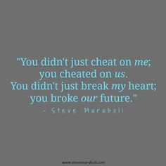 Cheating is one of the most evil things someone can do in a relationship. If you've ever cheated your partner, you should sit down have a talk and beg for forgiveness and never do it again… Or risk losing everything when the truth comes out.