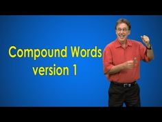 It's fun to make 2 words 1  Version 1 | Compounds Words | Compound Words Song | Jack Hartmann - YouTube