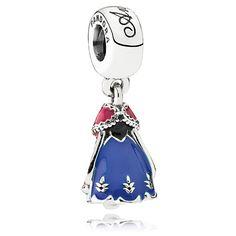 $65, Anna Dress Charm by PANDORA