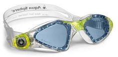 Aqua Sphere Kayenne Junior Goggles Translime Blue * Read more  at the image link.Note:It is affiliate link to Amazon. #TrendySwim