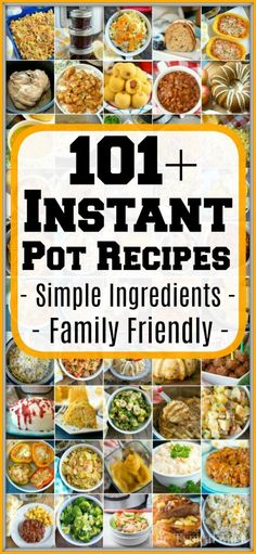 You Have Meals Poisoning More Normally Than You're Thinking That Best Instant Pot Recipes For Families. Breakfast, Lunch Dinner And Dessert Meals You Will Love. Instant Pot Pasta Recipe, Best Instant Pot Recipe, Instant Recipes, Easy Pressure Cooker Recipes, Instant Pot Pressure Cooker, Slow Cooker, Pressure Cooking, Pasta Recipes, Crockpot Recipes