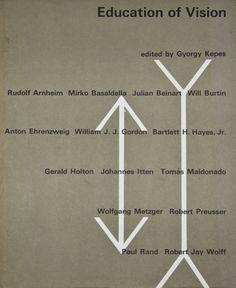 Vision + value (Gyorgy Kepes, 1965-1966) | designers books