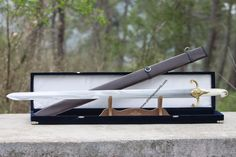 Buy Hazrat Muhammad Saw Sword Qadib Buckhorn   For Sale   Ottoman Swords Turkish Bow, Replica Swords, Cane Sword, Damascus Sword, Camp Axe, Wood Arrow, Archery Equipment, Katana Swords, Bushcraft Knives
