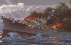 World Of Warships Wallpaper, Sink The Bismarck, Pearl Harbour Attack, Hms Prince Of Wales, Hms Ark Royal, Hms Hood, Naval History, Wooden Ship, Military Art