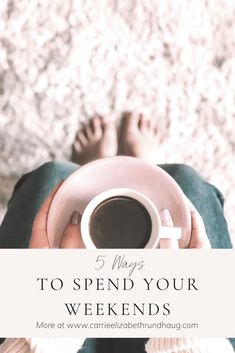 It is completely okay to take some time to relax and take things easy so you can recover and refocus these 5 things are perfect ways to spend your weekends. Join A Gym, How To Get Sleep, Ways To Relax, How To Make Bread, Get Outside, 5 Things, 5 Ways, Carrie, At Home Workouts