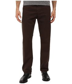 AG Adriano Goldschmied Mens Graduate Tailored Leg Pants SUD Brown 34x32 NWT $178 #AGAdrianoGoldschmied #CasualPants