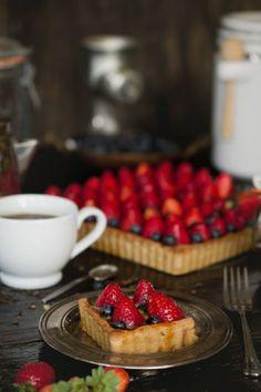 Berry #Tart 15 Super Sweet #Desserts | Yummy #Recipes