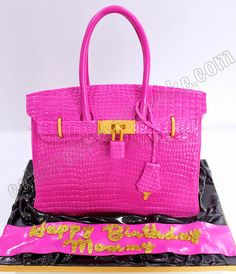 Celebrate with Cake! Bag Cake, Purse Cakes, Cup Cakes, Cupcake Cakes, Luggage Cake, Gucci Cake, Character Cupcakes, White Louis Vuitton, Vintage Cakes