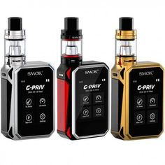 SMOK G-PRIV 220 With TFV8 Big Baby Starter Kit comes with  1 x G-PRIV 220 MOD 1 x TFV8 Big Baby Tank 1 x V8 Baby-X4 Core (pre-installed) 1 x V8 Baby-T6 Core 1 x Replacement Glass Tube 1 x USB cable 1 x User Manual Spare parts