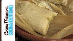 Recetas de Tamales de Chile: ¿Cómo hacer Tamales verdes?, Yuri de Gortari