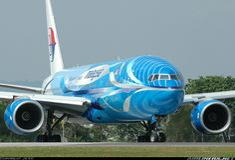 Boeing 777-2H6/ER (9M-MRD) Malaysia, September 9, 2005