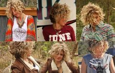 Gypsy Hair on Pinterest | Gypsy, Curly Inverted Bob and Fringe Jacket