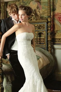 pronovias balira wedding dress