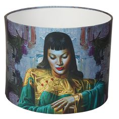 The Tretchikoff Project - Tretchikoff Lady from Orient Lampshade, $58.17 (http://shop.vladimirtretchikoff.com/tretchikoff-lady-from-orient-lampshade/)