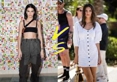 Who Had the Best Coachella Style? Hailey Baldwin, Kendall Jenner, and More Celebrity Contenders - Vogue Festival Outfits, Festival Fashion, Festival Style, Coachella 2018, Coachella Style, Coachella Celebrities, Hailey Baldwin, Bellisima, Kendall Jenner
