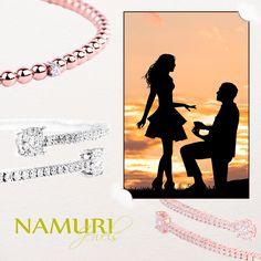 Namuri Jewels - Moments - Il gioiello perfetto per ogni Momento della tua vita! Scopri le collezioni su https://gioielleriainfinity.itcportale.it/