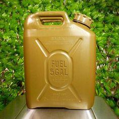 米軍 ガソリン携行缶 FUEL 5GAL(約20L) 新品