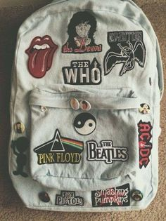 rock n roll backpack
