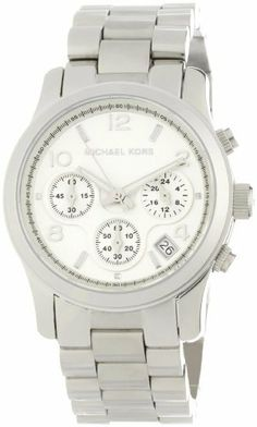 Best Buy Womens Stainless Steel Quartz Chronograph Silver Tone Dial at http://get.nazuka.net/review/product.php?asin=B0019R4T00