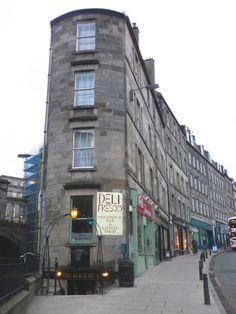 Leith Street, Edinburgh | Scotland
