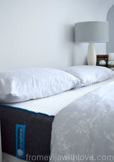 Sleepbear UK mattress review on the blog From Evija with Love