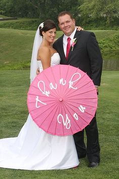 Ruffled® | See ads - Thank You Parasol - $35