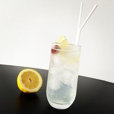 Tom Collins Recipe - The Greaser and the Doll