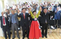 Korean celebration Celebration, Korean, New York, Asian, Dresses, Vestidos, New York City, Korean Language, Dress