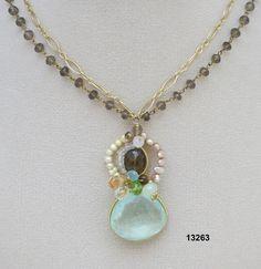 Anna Balkan/Necklace $285