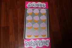 """Sweet Behavior"" classroom management idea!"
