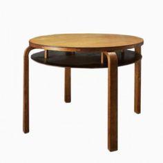 Coffee Table by Alvar Aalto for Wohnbedarf, 1935